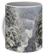 Lonely Road Coffee Mug