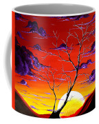 Lonely Soul By Madart Coffee Mug