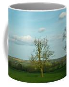 Lonely Tree Cotswold England Coffee Mug