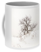 Lonely Tree On A Hill Coffee Mug