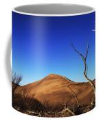 Lonely Bare Tree And Sanddunes Coffee Mug