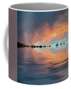 Lonesome Bird Coffee Mug