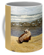 Lonesome Nguni Coffee Mug