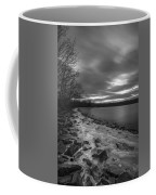 Long Cold Coffee Mug