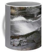 Long Creek Falls Swoosh Coffee Mug