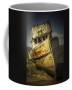 Long Forgotten Boat Coffee Mug