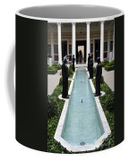 Long Fountain Coffee Mug