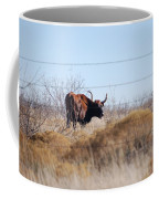Long Horn Coffee Mug