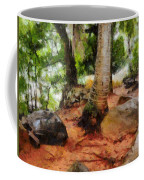 Long Journey Of A Tortoise Coffee Mug