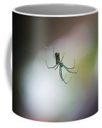 Long Legged Green Spider Coffee Mug