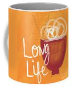 Long Life Noodle Bowl Coffee Mug