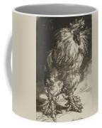 Long Live The Tzar Vive Le Tzar Felix Bracquemond 1833 - 1914 Coffee Mug