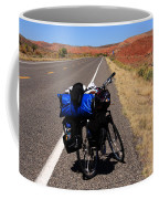 Long Road Ahead Coffee Mug