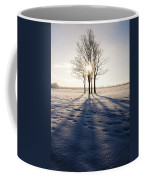 Long Shadows Coffee Mug