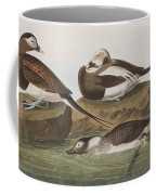 Long Tailed Duck Coffee Mug