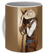 Long Time Partners Coffee Mug by Pat Erickson