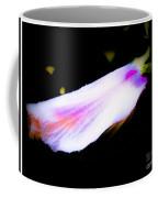 Long Unopened Hibiscus Flower Coffee Mug