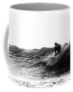 Longboard Coffee Mug by Rick Berk