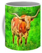 Longhorn 2 - Pa Coffee Mug