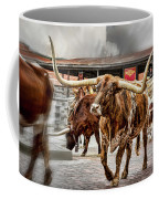 Longhorn Coffee Mug
