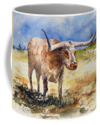 Longhorn Coffee Mug