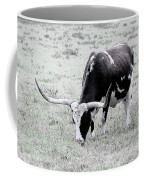 Longhorn Sketch Coffee Mug