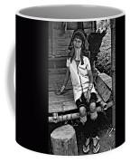 Longneck Beauty Bw Coffee Mug