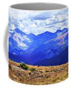 Longs Peak Rocky Mountain National Park Coffee Mug
