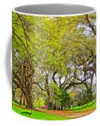 Longwood Plantation In Spring Glory Coffee Mug