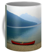 Lonly Canoe Coffee Mug