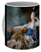 Loo, Louis-michel Van Tolon, 1707 - Paris, 1771 Diana In A Landscape 1739 Coffee Mug