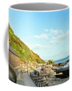 Looe Boathouse Coffee Mug
