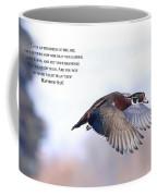Look At The Birds Coffee Mug