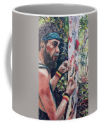 Look Into Another Dimension Coffee Mug