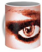 Look Into My Eye Coffee Mug