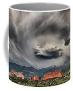 Look Into The Vortex Coffee Mug