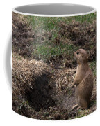 Look Over There Coffee Mug
