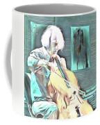 Look The Musician Plays Coffee Mug
