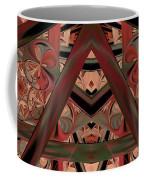 Look Within - Abstract Coffee Mug