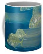 Lookdown Fish Selene Sp. In Motion Coffee Mug
