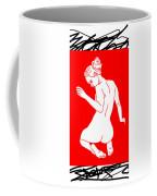 Lookin Back Coffee Mug