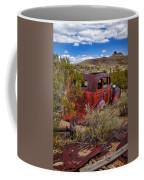 Looking At Lizard Mountain Coffee Mug