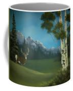 Looking Back Coffee Mug