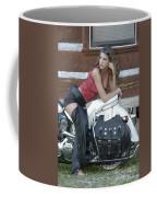 Looking Back On Life Coffee Mug
