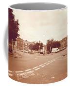 Looking Down Brunswick Square C York Street Bristol England Coffee Mug
