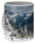 Looking Down The Canyon Coffee Mug