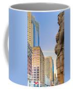 Looking Downtown Coffee Mug