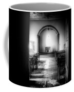 Looking Into The Past Coffee Mug