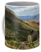 Looking Out Over The Hills Coffee Mug