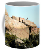 Looking Out To Sea Coffee Mug